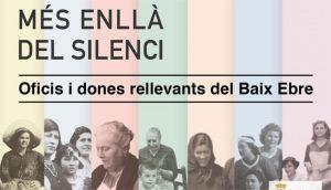 Més enllà del silenci - Dia de la Dona 2019
