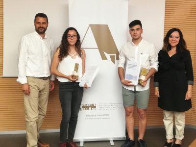 Guanyadors 1r Premi CAATEETE-Premaat