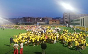 Esportistes dels World Sports Games Tortosa 2019