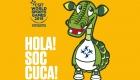 Cuca, mascota dels World Sports Games Tortosa 2019