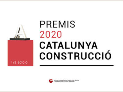 Premis Catalunya Construcció 2020