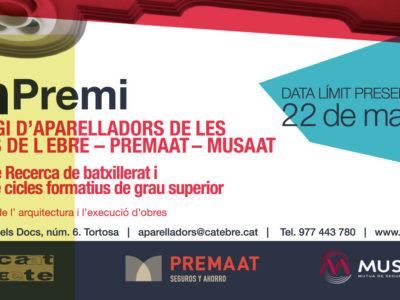 2n Premi treball de recerca CAATEETE-Premaat-Musaat
