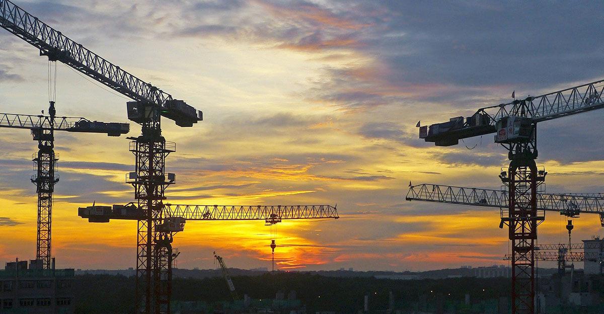 Construcció grues