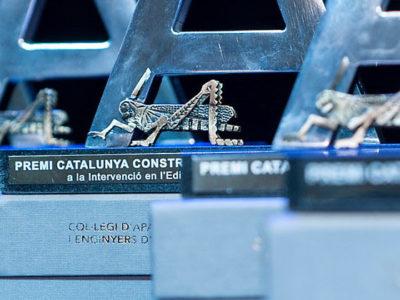 Premis Catalunya Construcció 2021