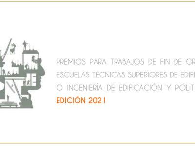Premis TFG 2021 del CGATE